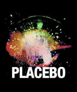 Placebo Load Like Love Band T Shirt