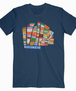 Radiohead Hail To The Thief Band T Shirt