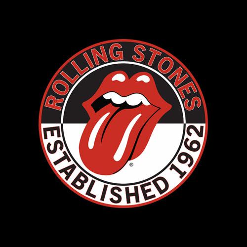Rolling Stones Established 1962 Band T Shirt