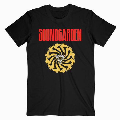 Sound Garden Bad Motor Finger Band T Shirt bl