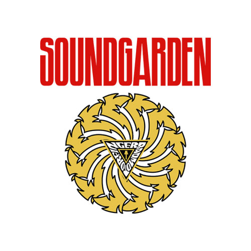 Sound Garden Bad Motor Finger Band T Shirt