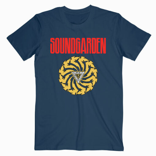 Sound Garden Bad Motor Finger Band T Shirt nb