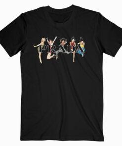 Spice Girls Band T Shirt bl