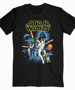 Star Wars Movie T Shirt