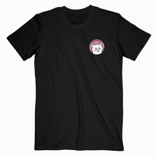Stop Being A Pussy T Shirt bl