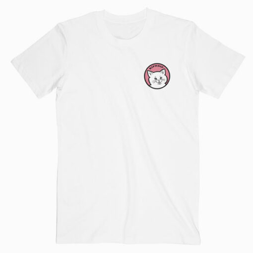 Stop Being A Pussy T Shirt wt