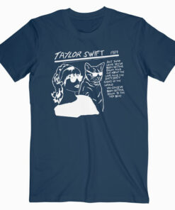 Taylor Swift Sonic Youth Style Band T Shirt
