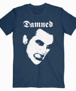The Damned Band T Shirt