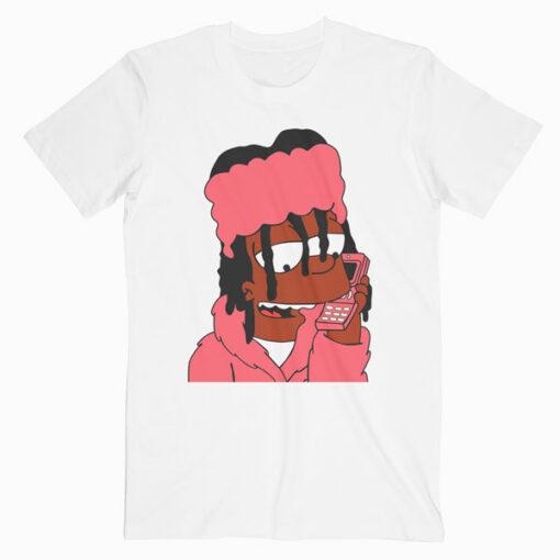 The Simpson Parody T Shirt