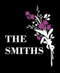 The Smiths Flower Band T Shirt