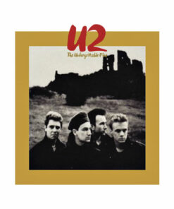 The Unforgettable Fire U2 Band T Shirt