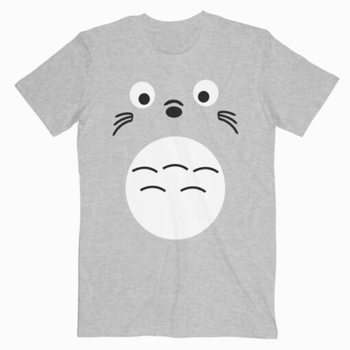 Totoro Cartoon T Shirt
