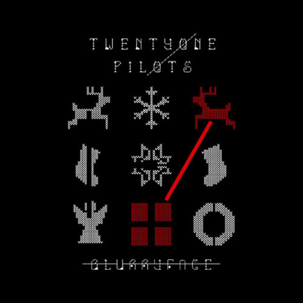 Twenty One Pilots Christmas Ugly Sweater Band T Shirt