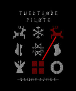 Twenty One Pilots Christmas Ugly Sweater Band T Shirt