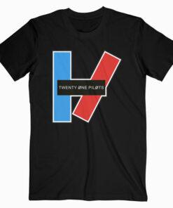 Twenty One Pilots Logo Band T Shirt