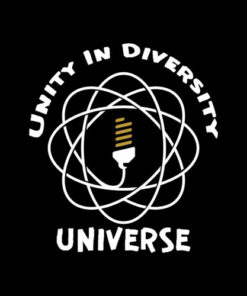 Unity In Diversity Universe T Shirt