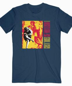 Use Your Illusion 1 Guns N Roses Band T Shirt