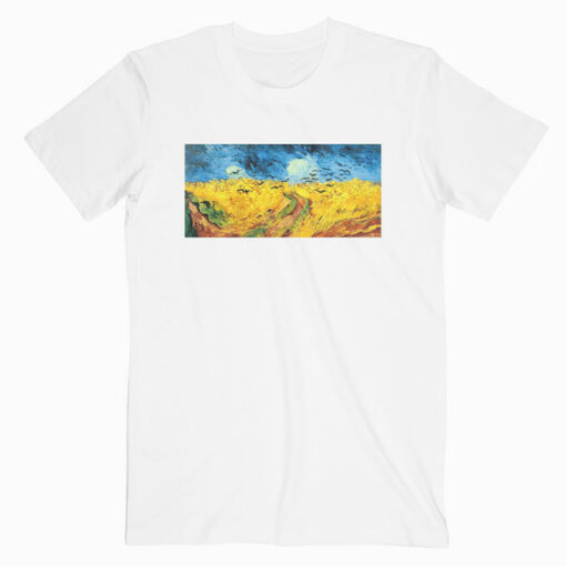 Van Gogh Museum Amsterdam Art T Shirt