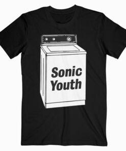 Washing Machine Sonic Youth Band T Shirt bl