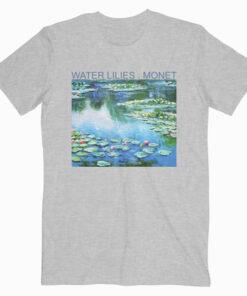 Water Lilies Monet T Shirt