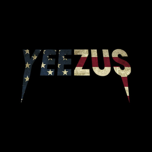 Yeezus American Flag Band T Shirt