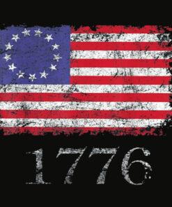 Betsy Ross Shirt 4th Of July American Flag Tshirt