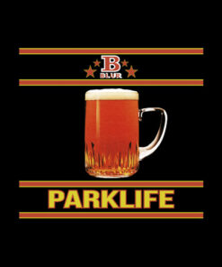 Blur Parklife Cover Band T Shirt