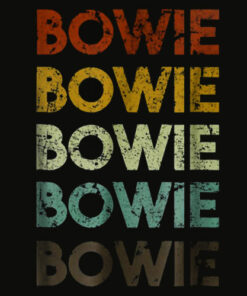 Bowie Maryland Retro Vintage Band T Shirt
