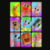 CN Amazing World of Gumball Cast Pictures Graphic T Shirt