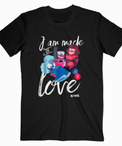 CN Steven Universe I Am Made Of Love Graphic T Shirt