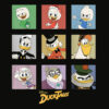 Disney DuckTales Group Shot Box Up T Shirt