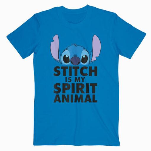Disney Lilo and Stitch Spirit Animal T-shirt