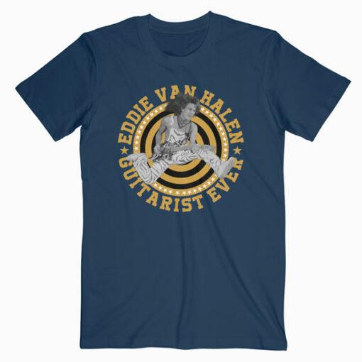 Eddie Van Halen Band T Shirt