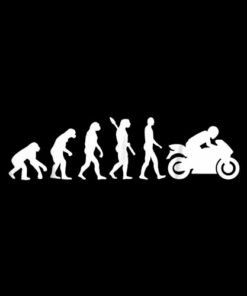 Evolution motorcycle T-Shirt