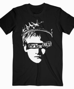 Game Of Thrones Fuck The King Joffrey Baratheon Funny Movie T Shirt