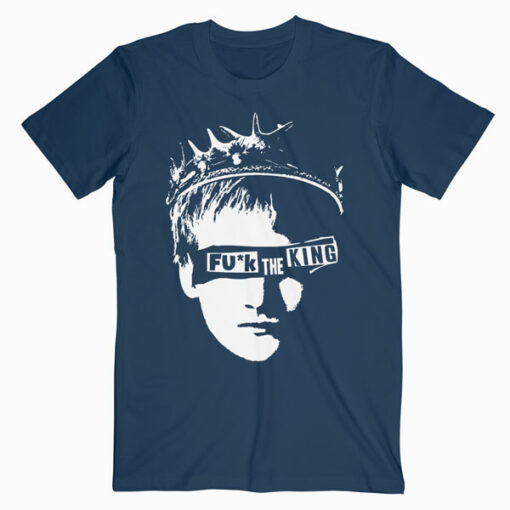 Game Of Thrones Fuck The King Joffrey Baratheon Funny Movie T Shirt