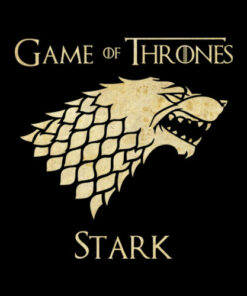 Game Of Thrones Stark T Shirt