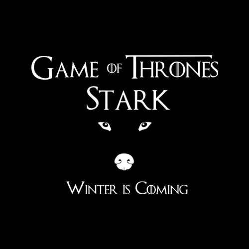 Game Of Thrones Stark Winter Is Coming T Shirt