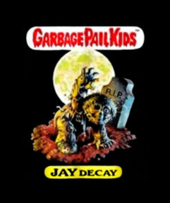 Garbage Pail Kids Jay Decay T Shirt