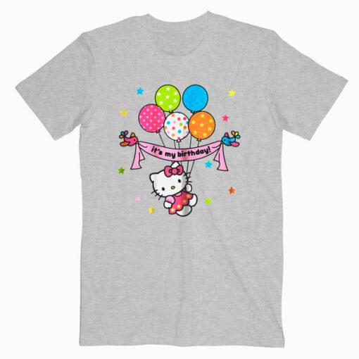 Hello Kitty It's My Birthday Tee Shirt