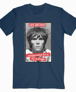 Ian Brown Stone Roses Band T Shirt