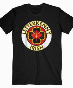 Irish Letterkenny Irish Shamrocks St Patricks Day T Shirt