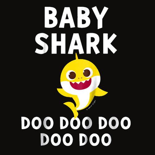Kids Pinkfong Baby Shark Official T shirt