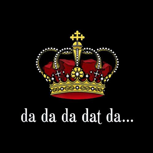 King George III Tee Da Da Da Dat Da T Shirt