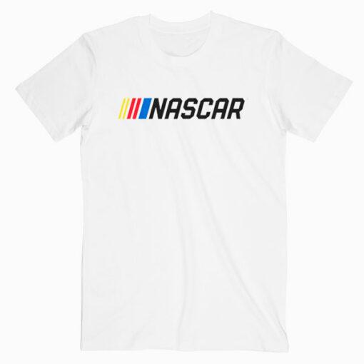 Nascar Full Logo T Shirt