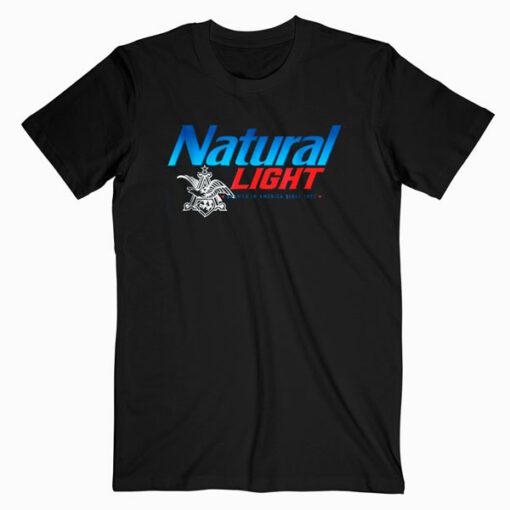 Natural Light A&E Eagle T-Shirt