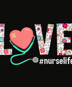 Nurse Life Nursing Clinical RN LPN T Shirt