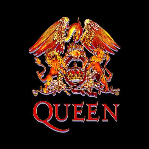 Queen Official Classic Crest Band T-Shirt