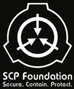 SCP Foundation T Shirt