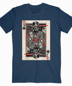 Star Wars Darth Vader King of Spades Graphic T-Shirt